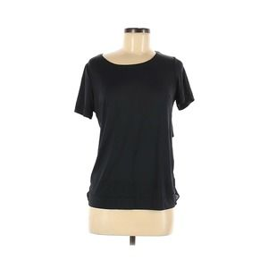 BLANC NOIR I Sz XS I Black Activewear Top